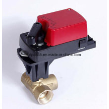 Proportional Electric Motorized 12V Ball Valve